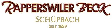 Rapperswiler Beck Logo